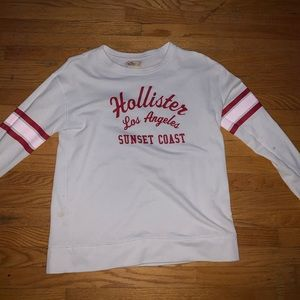 Hollister longsleeve shirt